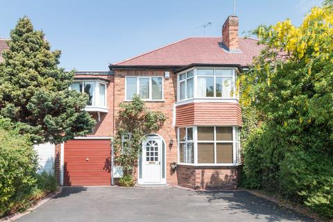 4 bedroom semi-detached house for sale - Ladbrook Road, Solihull