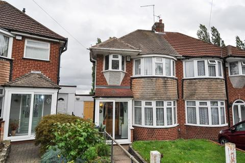 3 bedroom semi-detached house for sale - Kingshurst Road, Northfield, Birmingham, B31