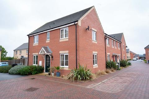 3 bedroom semi-detached house for sale - Brooklands Way, Bourne, PE10