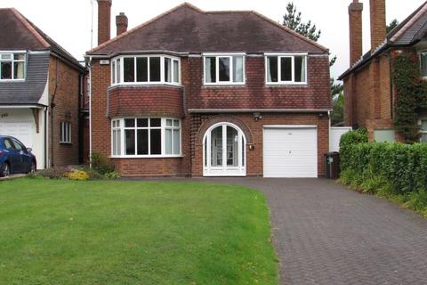 4 bedroom detached house for sale - Streetsbrook Road, Solihull