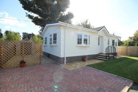 2 bedroom mobile home for sale - Slepe Mobile Home Park, Lytchett Minster