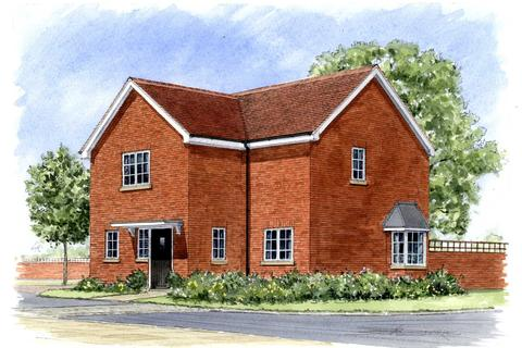 3 bedroom detached house for sale - Kerrison Gardens, Stoke Ash Road, Thorndon, IP23
