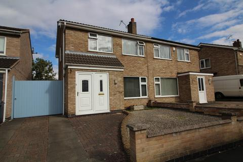 3 bedroom semi-detached house for sale - Kinross Crescent, Loughborough