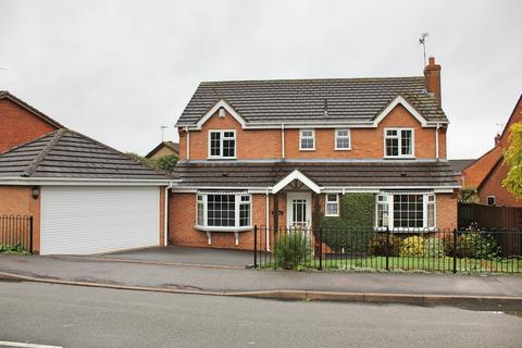 4 bedroom detached house for sale - Foston Gate, Wigston, Leicester