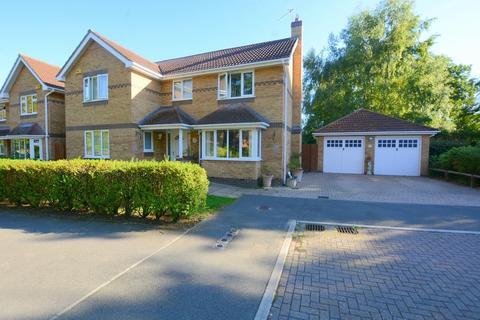 4 bedroom detached house for sale - School Close, Verwood
