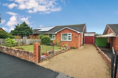 2 bedroom semi-detached bungalow for sale - Courtenay Gardens, Alphington