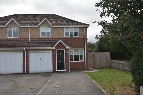 3 bedroom semi-detached house for sale - Hudson Close, Malton