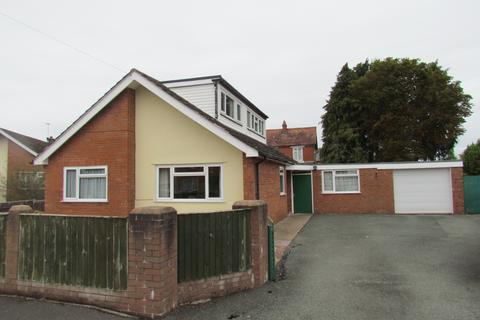 4 bedroom detached house for sale - Ashcroft Close, Old Chirk Road, Gobowen SY11