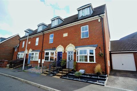 3 bedroom end of terrace house for sale - Toad Hall Crescent, Chattenden, Rochester