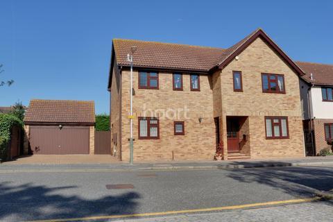 4 bedroom detached house for sale - Sydenham Close, Marshalls Park