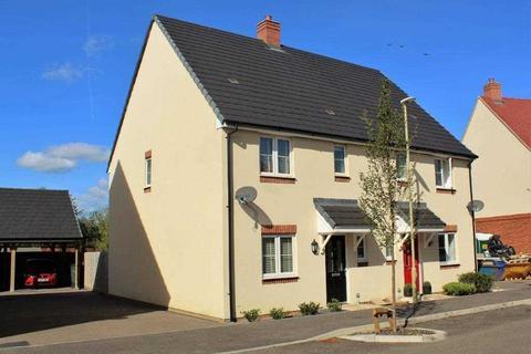 3 bedroom semi-detached house for sale - Ryeland Way, Kingsnorth, TN25