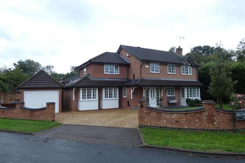 4 bedroom detached house for sale - Milford Grove, Monkspath, Solihull