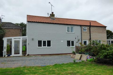 3 bedroom cottage for sale - Main Road, Withern, Alford, LN13