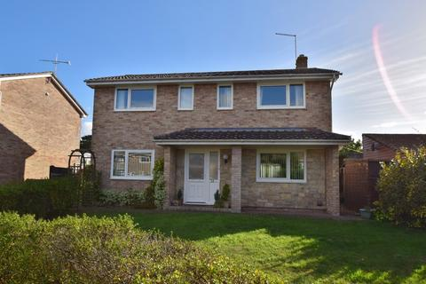 4 bedroom detached house for sale - Wool