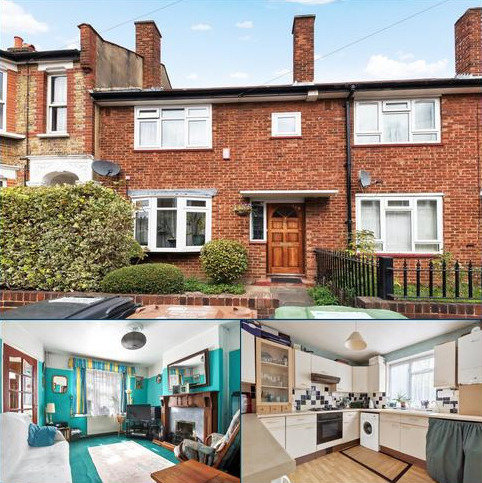 2 bedroom terraced house for sale - Engleheart Road, Catford