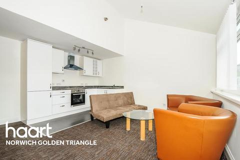 1 bedroom flat for sale - Earlham Road