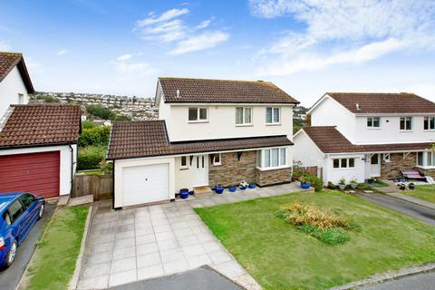 3 bedroom detached house for sale - Galloway Drive, Teignmouth, TQ14 9UX