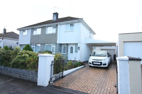 3 bedroom semi-detached house for sale - Birkbeck Close, Plympton