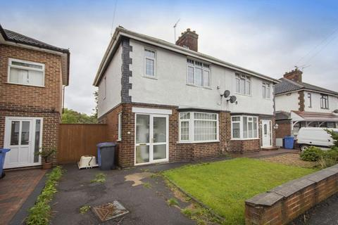 3 bedroom semi-detached house to rent - FOREMARK AVENUE, DERBY