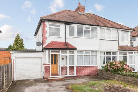 3 bedroom semi-detached house for sale - Yoxall Road, Shirley