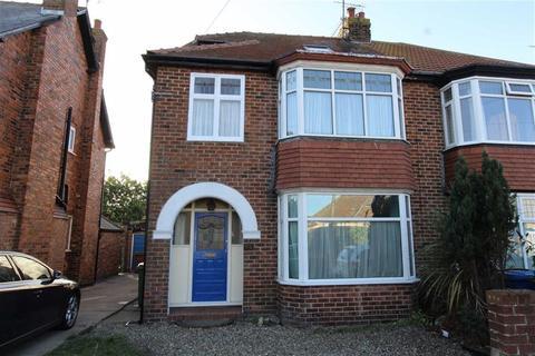 4 bedroom semi-detached house for sale - Rosebery Avenue, Bridlington, YO15
