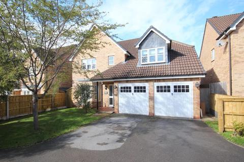 4 bedroom detached house for sale - Grosvenor Drive, Littleover, Derby