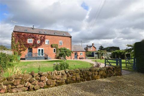 5 bedroom barn conversion for sale - Broomfields, Montford Bridge, Shrewsbury
