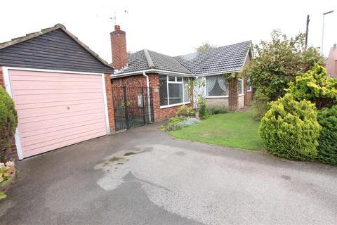 3 bedroom detached bungalow for sale - Underwood Crescent, Sapcote,