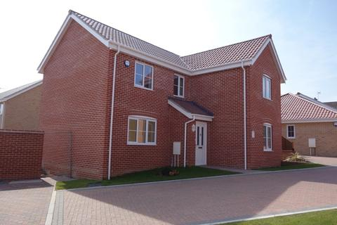4 bedroom detached house for sale - Plot 8 Meadowlands, Wrentham