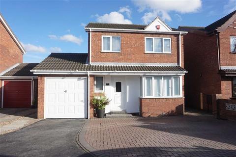 3 bedroom detached house for sale - Winscar Croft, East Hull, HULL, HU8