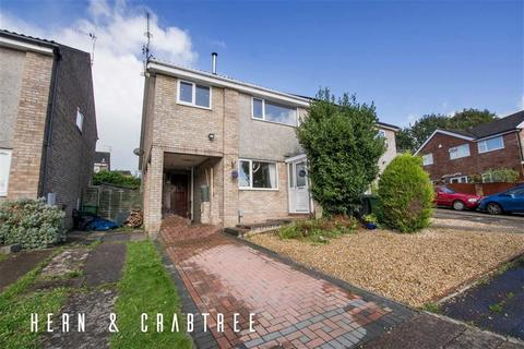 3 bedroom semi-detached house for sale - Piper Close, Danescourt, Cardiff