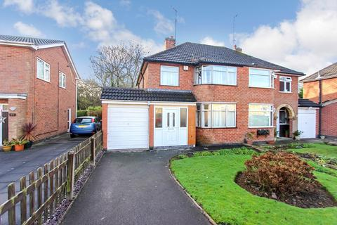 3 bedroom semi-detached house for sale - Westover Road, Leicester, LE3