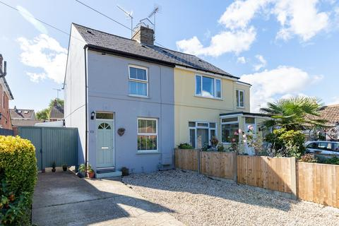 2 bedroom semi-detached house for sale - Valley Road, River, Dover, CT17