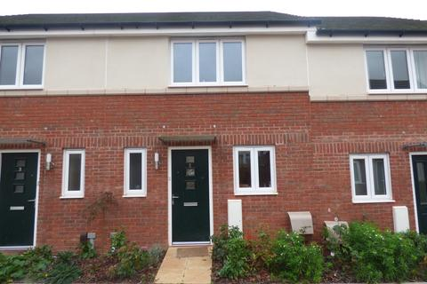 2 bedroom terraced house to rent - Crimson King, Cranbrook, Exeter