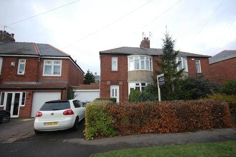 3 bedroom semi-detached house to rent - Durham Moor Crescent, Durham City