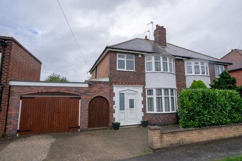 3 bedroom semi-detached house for sale - Poplar Avenue, Birstall, Leicester
