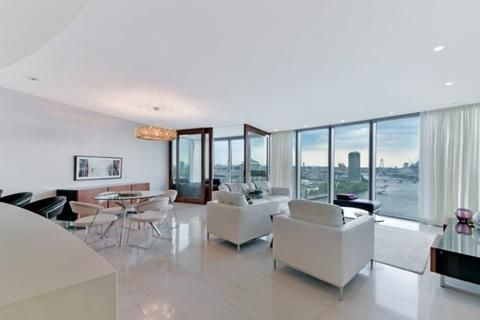 3 bedroom apartment to rent - The Tower, St. George Wharf, Vauxhall
