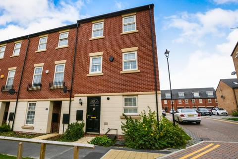 2 bedroom terraced house to rent - 36 Legends Way, Boothferry Road, Hull, HU4 6AW
