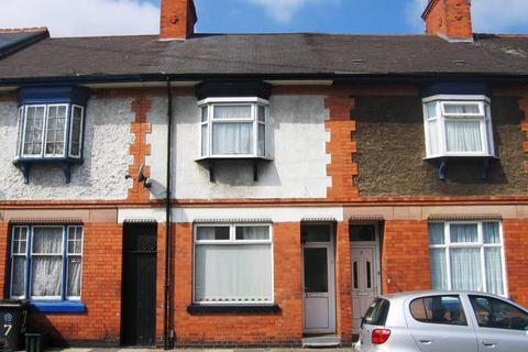 3 bedroom terraced house to rent - Evington Parks Road, Leicester LE2 1PS