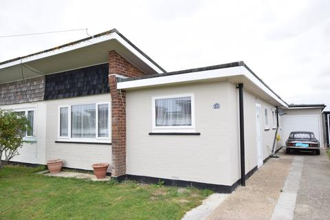 3 bedroom semi-detached bungalow for sale - Sunset Close, Pevensey Bay BN24