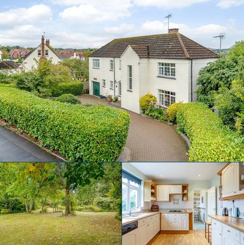 4 bedroom detached house for sale - Cranford Avenue, Exmouth, Devon