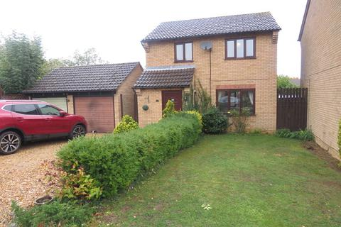 3 bedroom detached house for sale - Vienne Close, Duston, Northampton, NN5