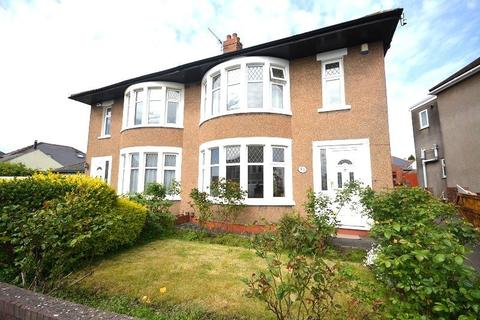 3 bedroom semi-detached house to rent - Whitehall Parade, Rumney, Cardiff. CF3 3DL