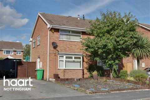 2 bedroom semi-detached house to rent - Manly Close, Top Valley, NG5