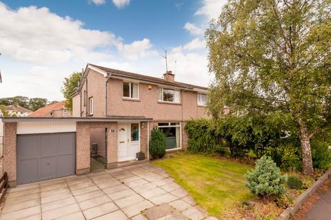 4 bedroom semi-detached house for sale - 55 Barnton Park View, Edinburgh, EH4 6HH