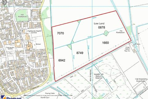 Land for sale - Southfield Farm, Cumbrian Way, Hull