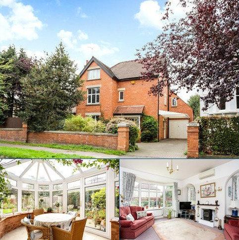 5 bedroom detached house for sale - Eldon Road, Cheltenham, Gloucestershire, GL52