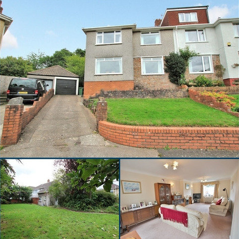 4 bedroom semi-detached house for sale - Eskdale Close, Penylan, Cardiff