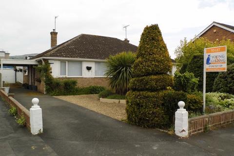 2 bedroom house to rent - Moreton Close