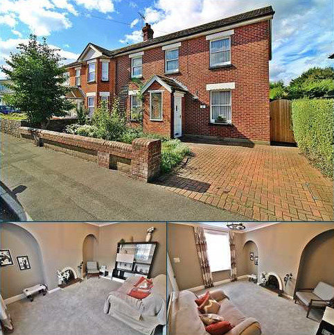 3 bedroom semi-detached house for sale - Home Road, Bournemouth